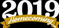 2019 Homecoming Logo