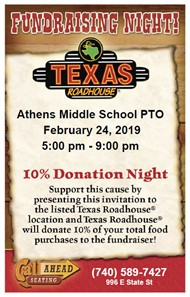 AMS Dine to Donate
