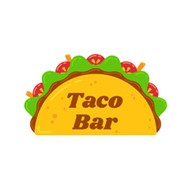 taco bar graphic