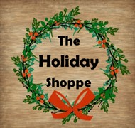 The Holiday Shoppe Logo