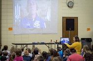 Photo of Morrison-Gordon Elementary Space Night