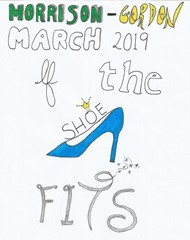 If the Shoe Fits - artwork by Laura Zhang