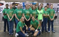 Bulldog Archery Team at World Tournament