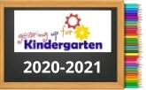 ACS Kindergarten Registration 20-21