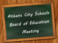 ACSD Board of Ed Meeting.