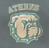 Athletic Boosters Blanket Logo