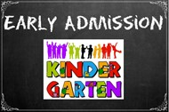 Early Admission Kindergarten Logo