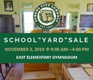East Elementary School Yard Sale