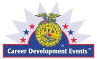 FFA Career Development Events Logo