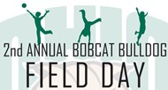 Bobcat Bulldog Field Day Graphic