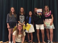 AMS Students Win Presidential Fitness Awards