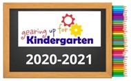 Kindergarten Registration Sign 20-21