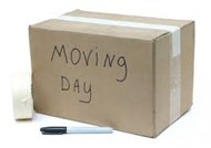 Moving Day box