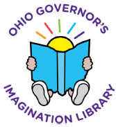 Ohio Govermor's Imagination Library logo