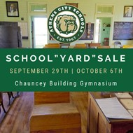 School Yard Sale