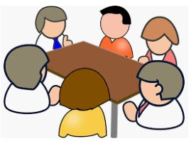 clip art of advisory council meeting