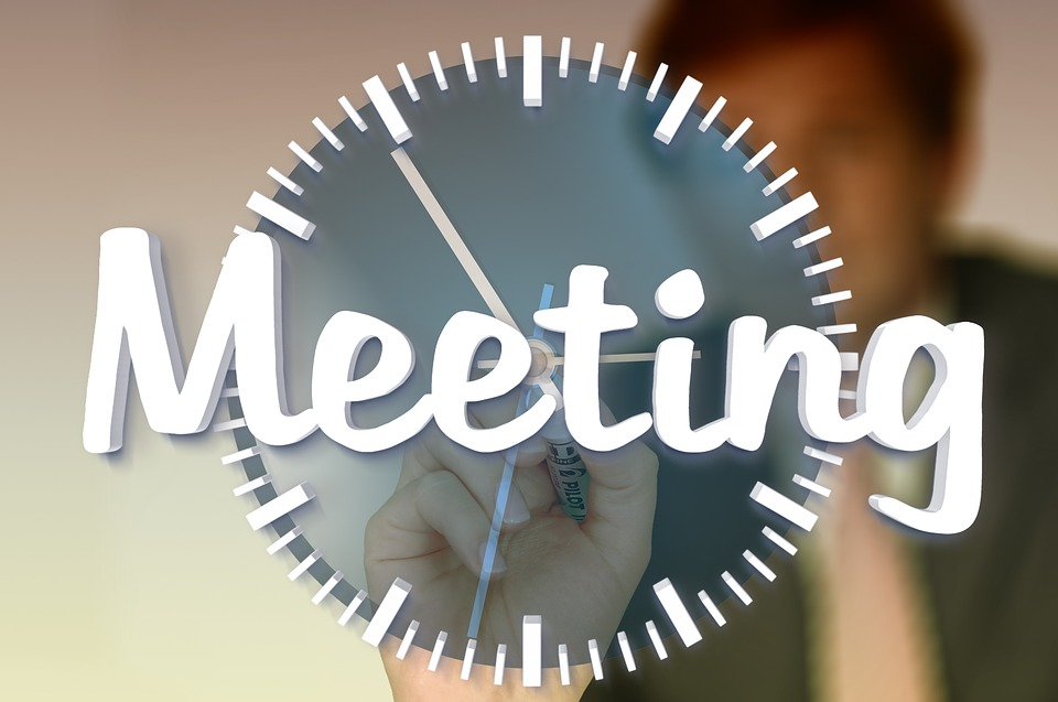 Meeting graphic