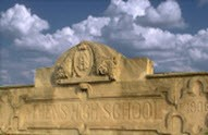 Athens High School Stone Sign