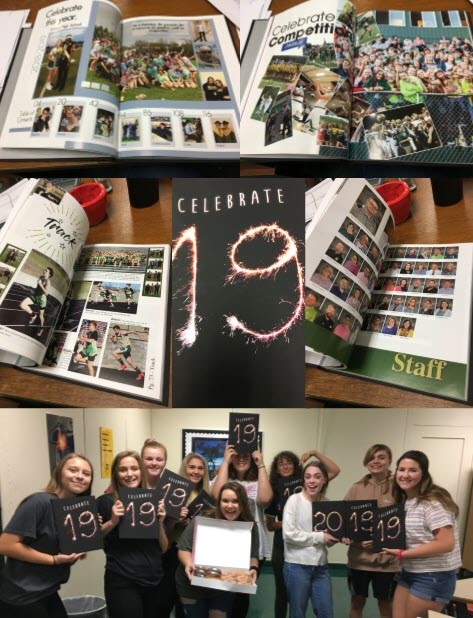 AHS 18-19 Celebrate Yearbook