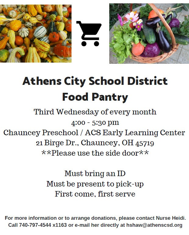 ACS Food Pantry