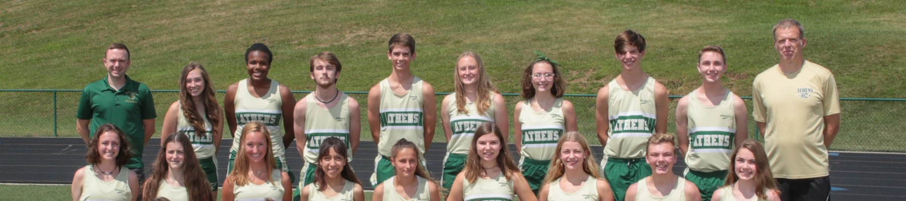 AHS Cross-Country Team 2019 (1 of  2)