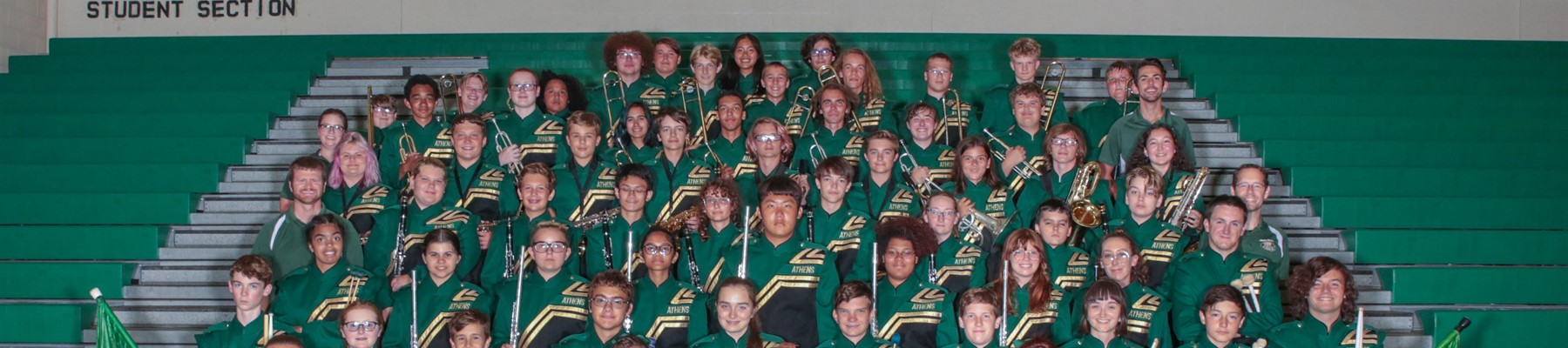 AHS Marching Green and Gold 2019 (2 of 2)