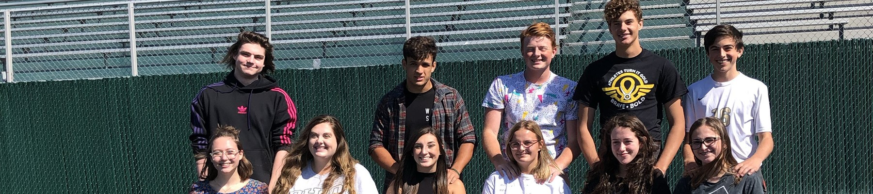 AHS 2019 Homecoming Court