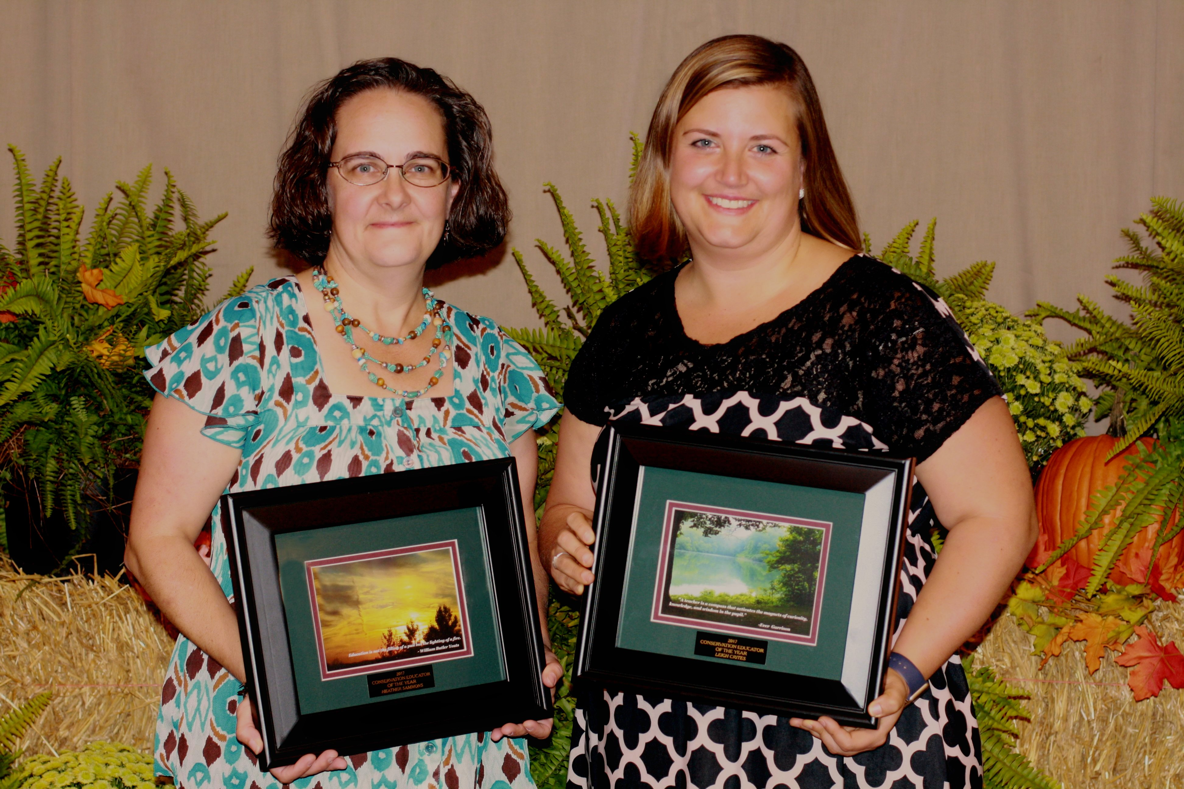 Athens SWCD Conservation Educators of the Year
