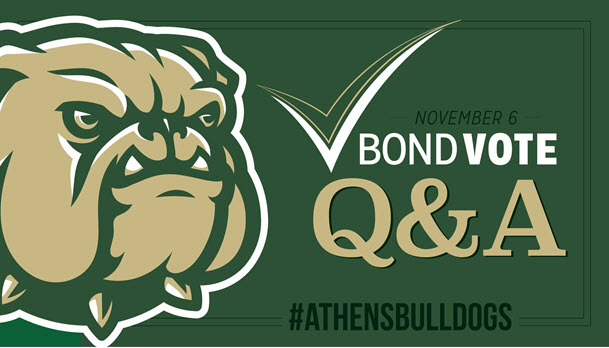 ACSD Bond Vote Q&A Graphic