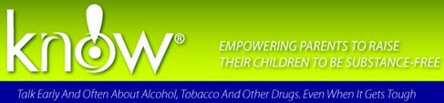 Know Logo - Empowering Parents to Raise Their Children to Be Substance Free