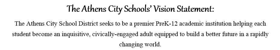 District Vision Statement