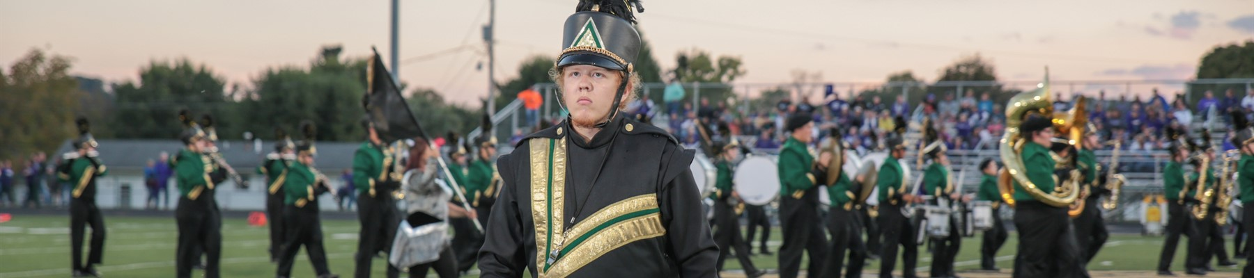 AHS Marching Green & Gold