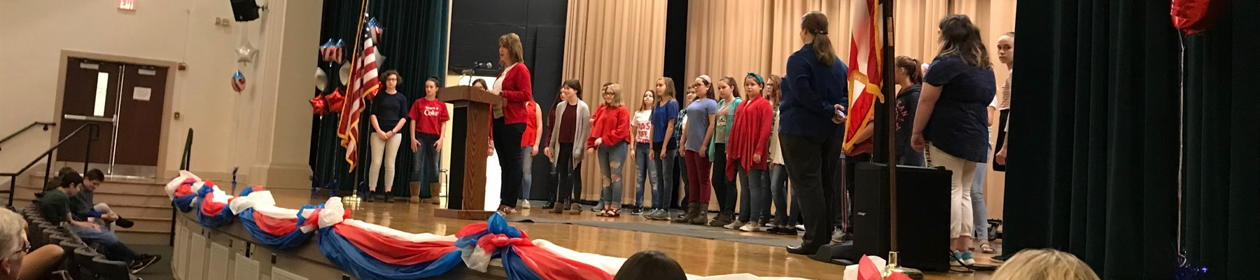 AMS Veteran's Day Celebration