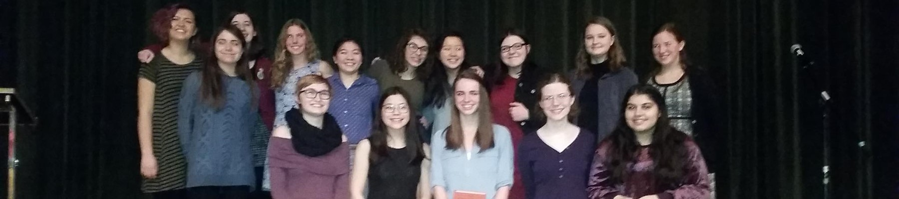AHS Poetry Out Loud 2017 Competition Participants