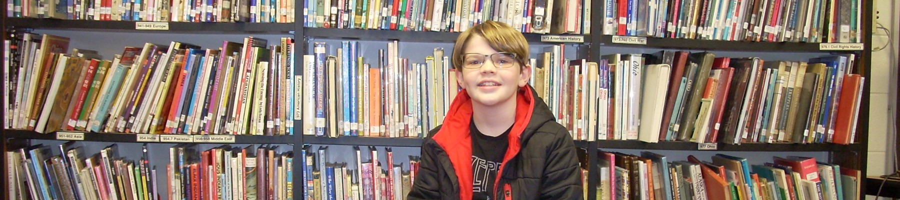 MoGo Sixth grader, Ethan Russ has advanced to the 2018 Ohio State Geography Bee